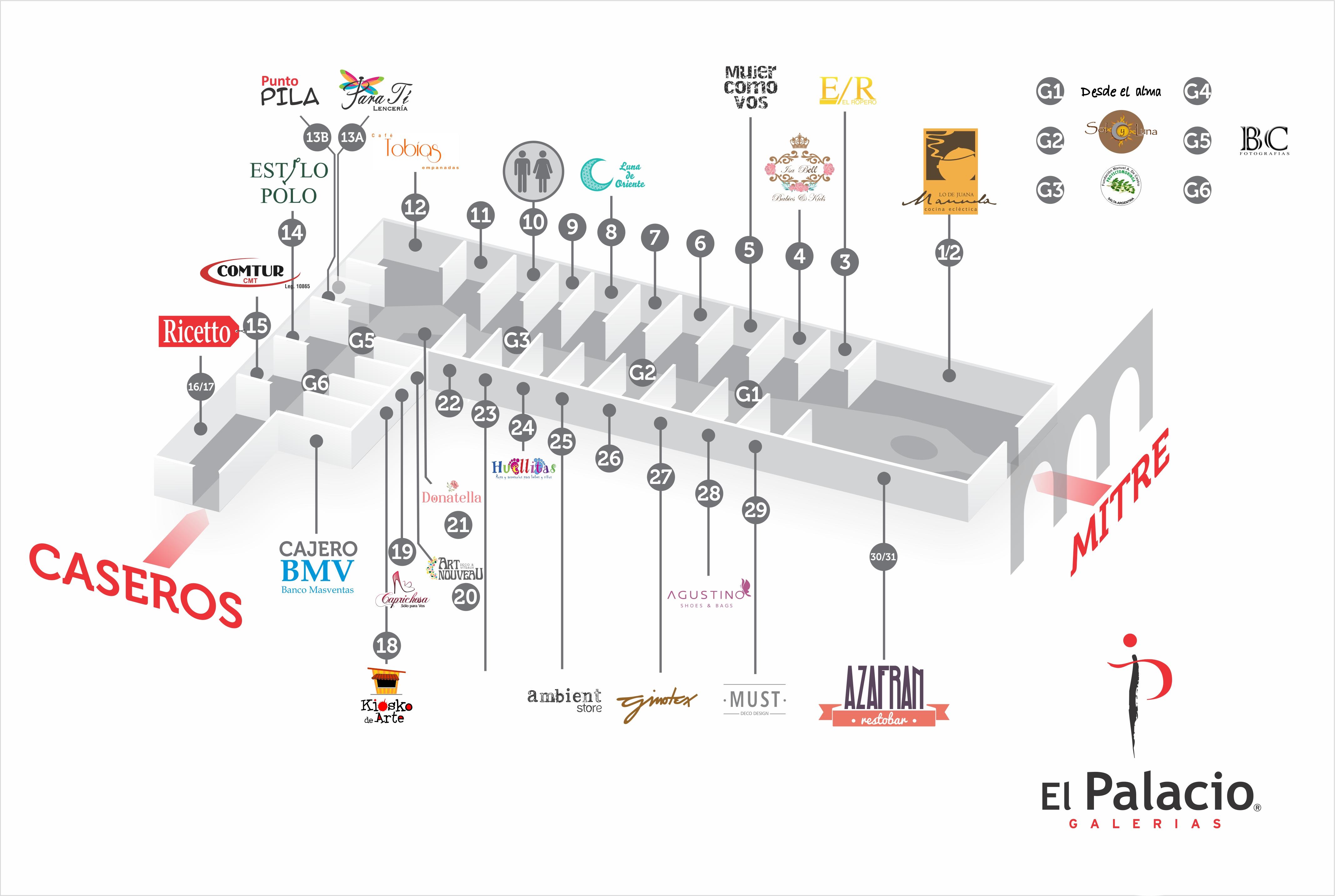 Palacio Plano 2