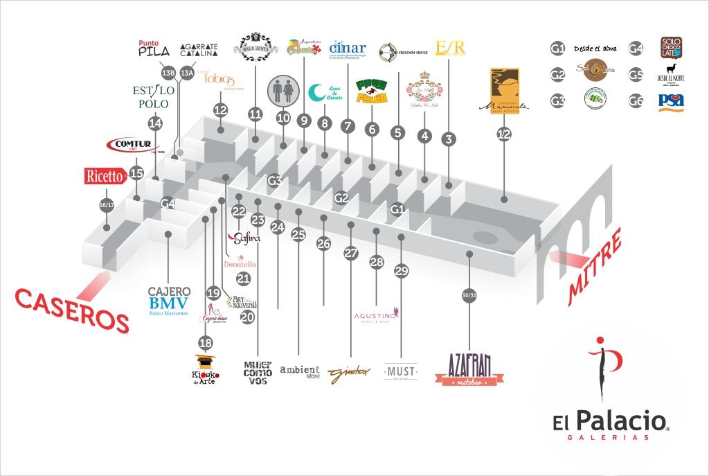 Palacio Plano 21-2-2018