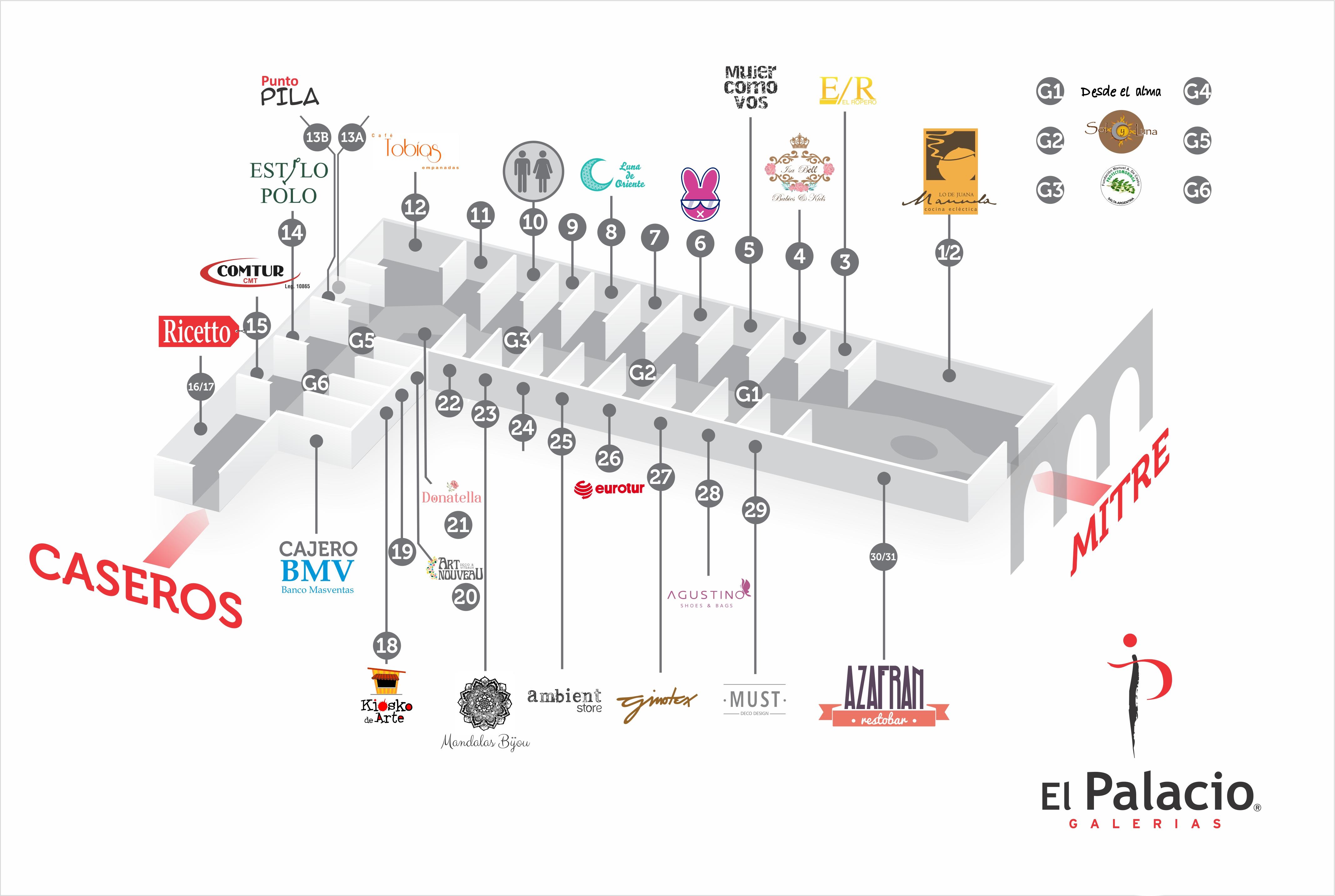 Palacio Plano
